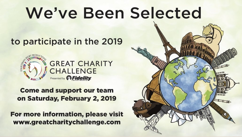 2019 Great Charity Challenge