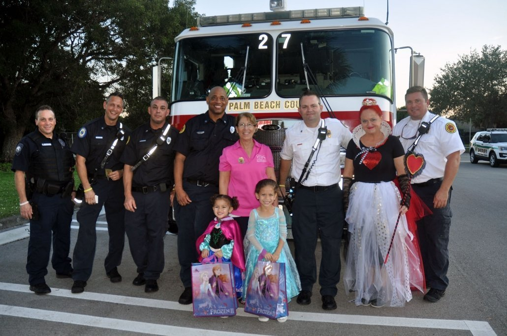 2019 Trunk or Treat Fire Rescue